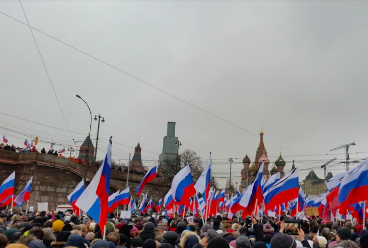 Political Persecution in Russia in 2018. Overview