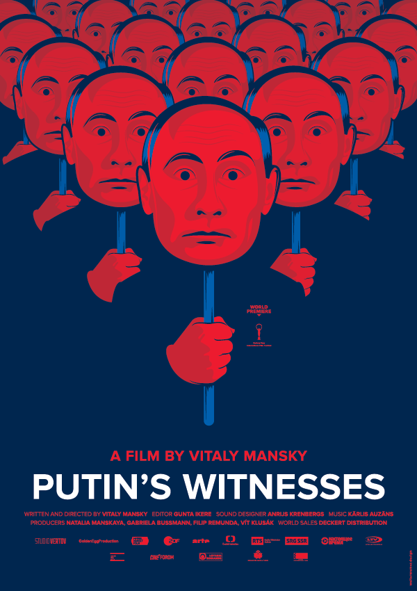 "The Boris Nemtsov Academic Center held a screening of a film by Vitaly Mansky ""Putin's Witnesses""."